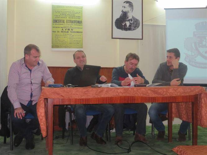Intalnirea conducerii Dacia Unirea Braila cu sustinatorii