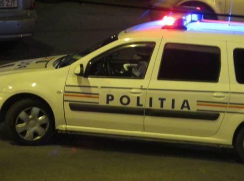 Intunericul noptii nu i-a ferit de vigilenta politistilor
