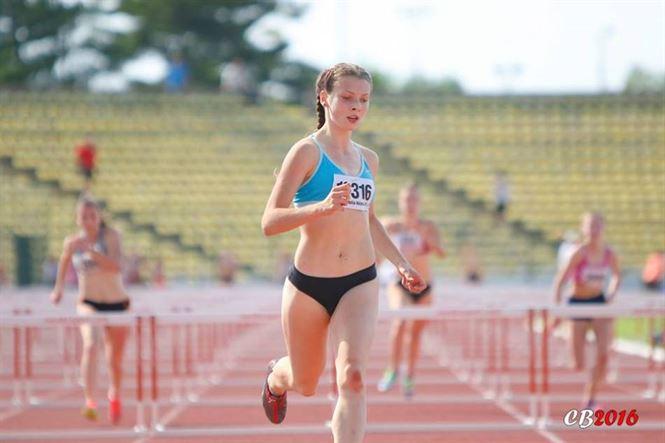 Iulia Banaga a realizat barem de mondiale la 400 m garduri