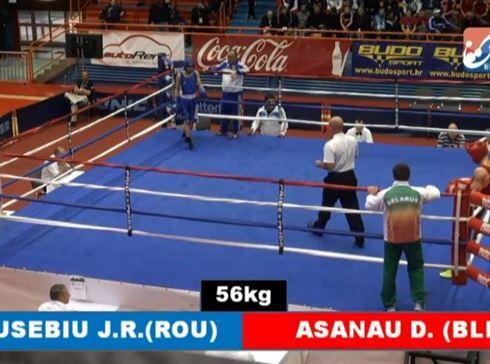 Jitaru si Mustafa- doar bronz, Aradoaie se bate maine pentru aur la 81 kg