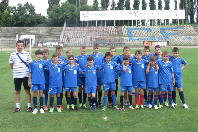 Juniorii de la grupa lui Catalin Teodor
