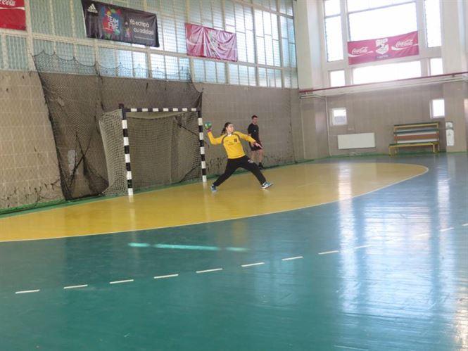 LPS Braila s-a calificat la turneul final al ONSS handbal fete liceu