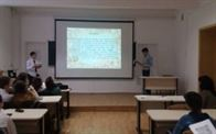 "Liceul Teoretic ""Nicolae Iorga"" la ceas de sãrbãtoare"