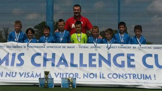 Luceafarul Braila locul 2 la Tomis Challenge Cup