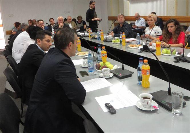 Luni, 31 iulie, consilierii municipali se vor intruni pentru o noua sedinta ordinara