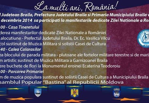 Manifestari de Ziua Romaniei cu fasole si carnati