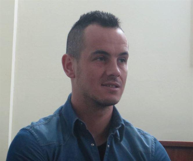 Marco Enciu la al doilea gol pentru Dacia Unirea Braila