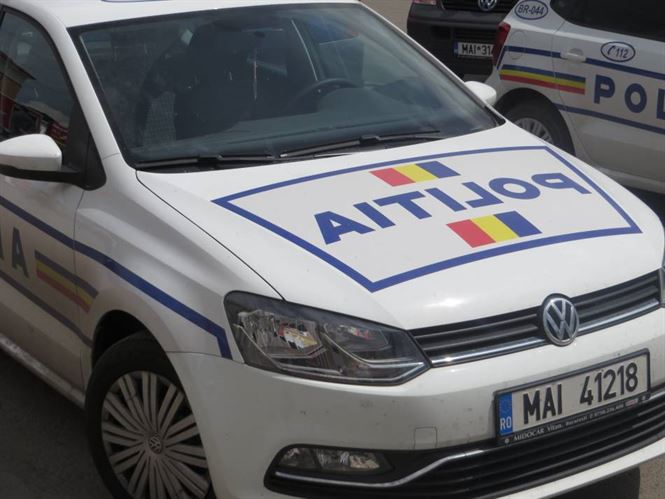 Marfa fara documente confiscata de politisti