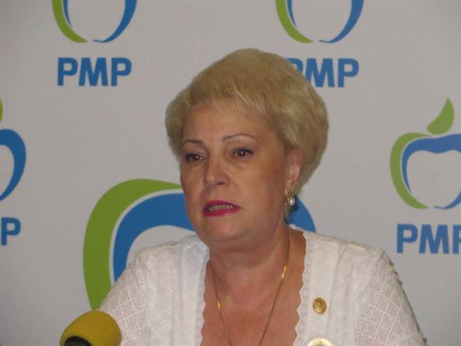 Marioara Nistor a lasat PMP-ul dupa 9 luni si a revenit oficial in UNPR
