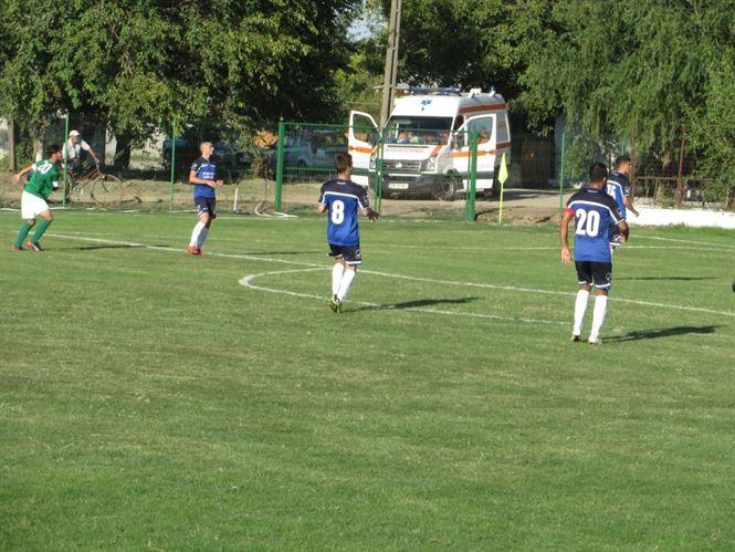 Meciuri cu echipe din fruntea clasamentului pentru echipele brailene din Liga a 3-a