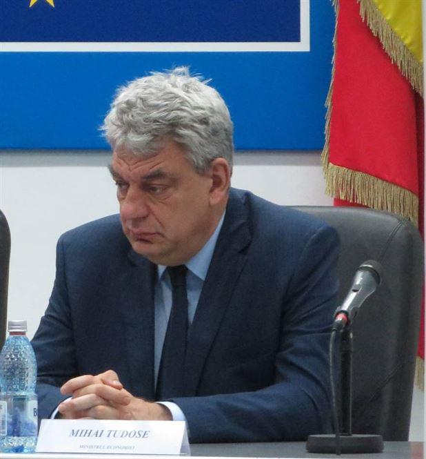 Mihai Tudose - prim-ministru desemnat