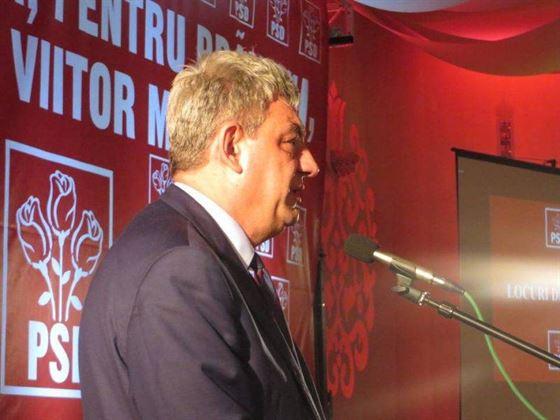Mihai Tudose propurea PSD-ALDE pentru functia de prim-ministru