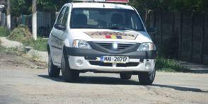 Minora din Bacau data disparuta, gasita de politisti in comuna Jirlau
