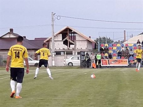 """Sportul Chiscani """"modelata"""" la Modelu in etapa a V-a din Liga a 3-a"""