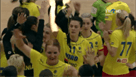Nationala Romaniei, cu 4 jucatoare de la Dunarea Braila in echipa, si-a luat revansa in fata Spaniei