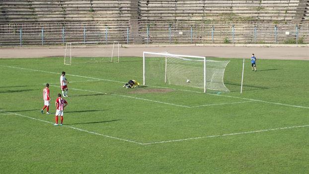 Nicolita transforma primul penalty