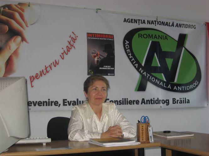 Consumatori de droguri cu varste intre 12 si 62 de ani in judetul Braila