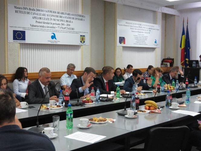 Ordinea de zi a sedintei CLM din 28 septembrie