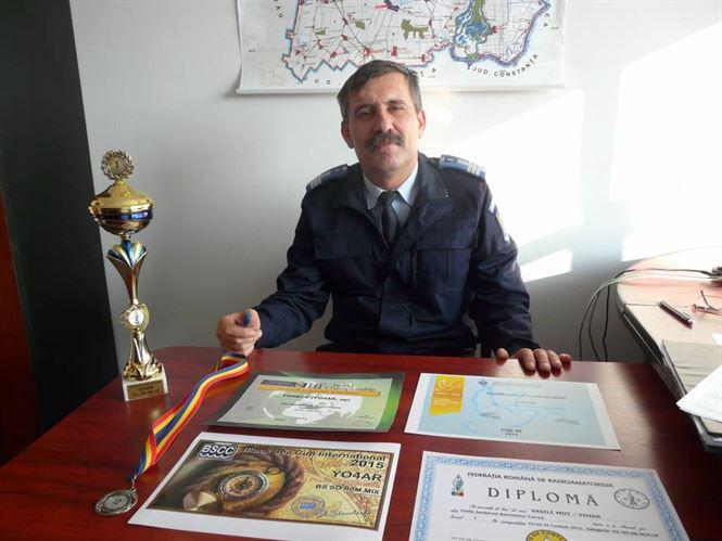 Colonelul Vasile Moţ