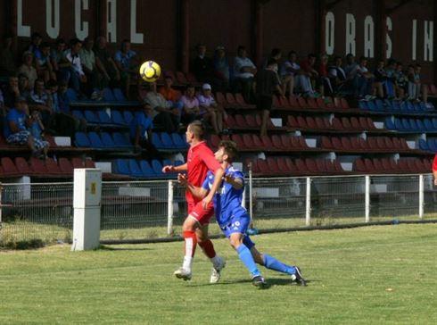 Viitorul Insuratei a castigat derby-ul etapei cu Sportul Chiscani