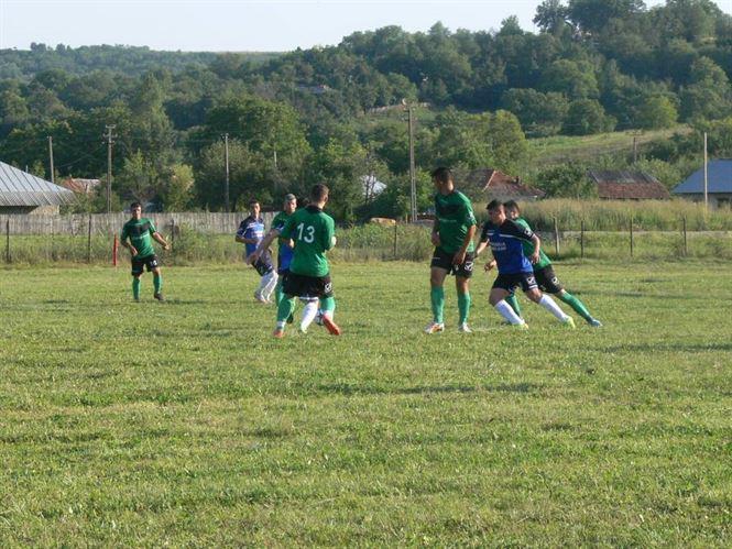 Sportul Chiscani a castigat la Girceni si s-a calificat in faza a doua a Cupei Romaniei