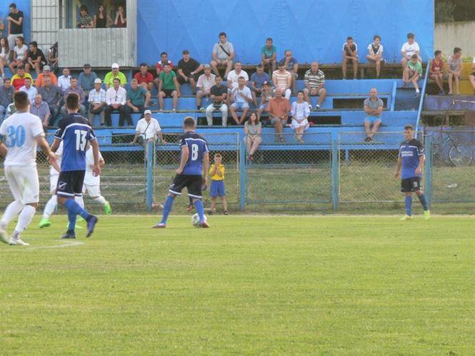 Sportul Chiscani invinsa cu 4-0 la Rm. Sarat dupa ce au jucat 88 de minute in 10 oameni