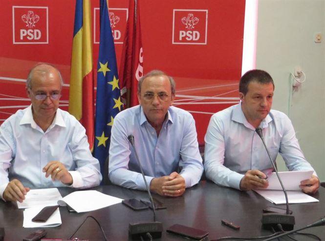 PSD-istii mai spera in asocierea CJ si a Primariei Braila cu Primaria Chiscani, pentru statiunea Lacu Sarat