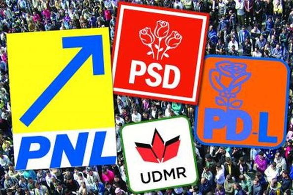 AEP - Cheltuielile partidelor in alegerile europarlamentare