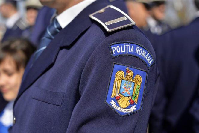 Peste 140 de politisti vor fi in strada de Ziua Nationala a Romaniei