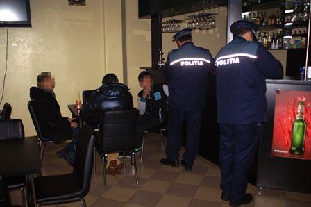 Politiștii de la Investigarea Criminalităţii Economice au luat cu asalt agenții economici