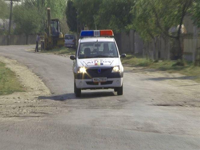 Politia in urmarirea hotilor