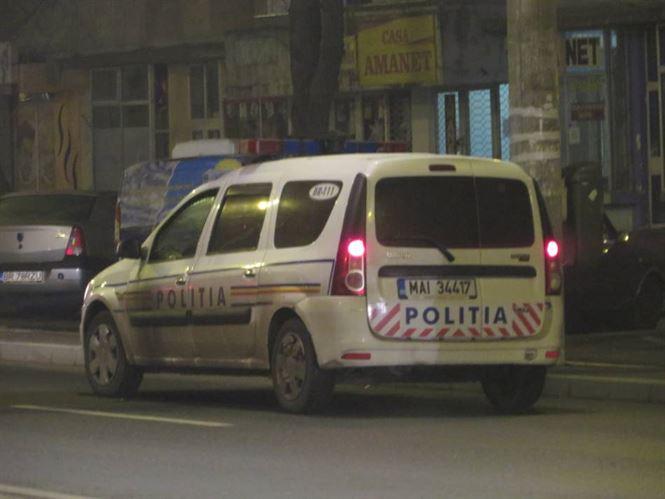 Politistii au depistat un minor de 16 ani conducand un autoturism pe Calea Calarasilor