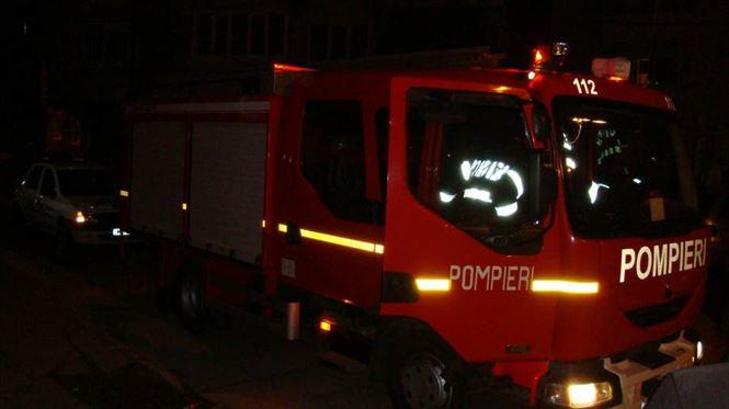 Pompierii braileni au intervenit pentru lichidarea a 3 incendii in ultimele 24 de ore