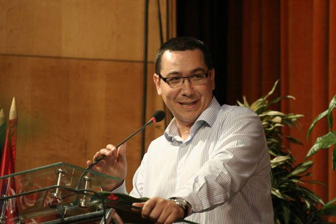 Ponta nu se coboara sa se confrunte direct cu ceilalti candidati in turul I