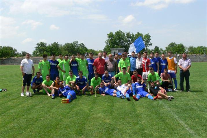 Premiera pentru echipa din Chiscani