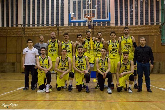 Prima infrangere pentru Cuza Sport in faza semifinala a Ligii 1 la baschet masculin