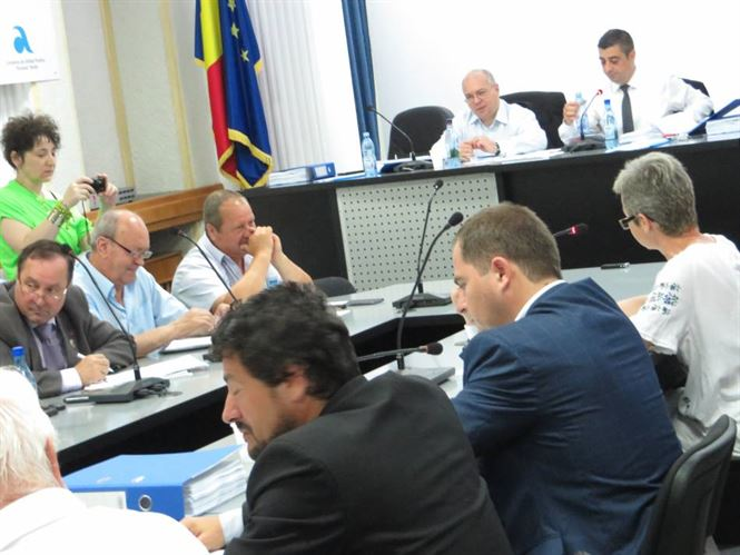 Primaria Salcia Tudor, victima colaterala in razboiul PSD-PNL din Consiliul Judetean