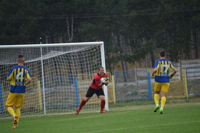 Victoria Traian, a 5-a infrangere fara gol marcat