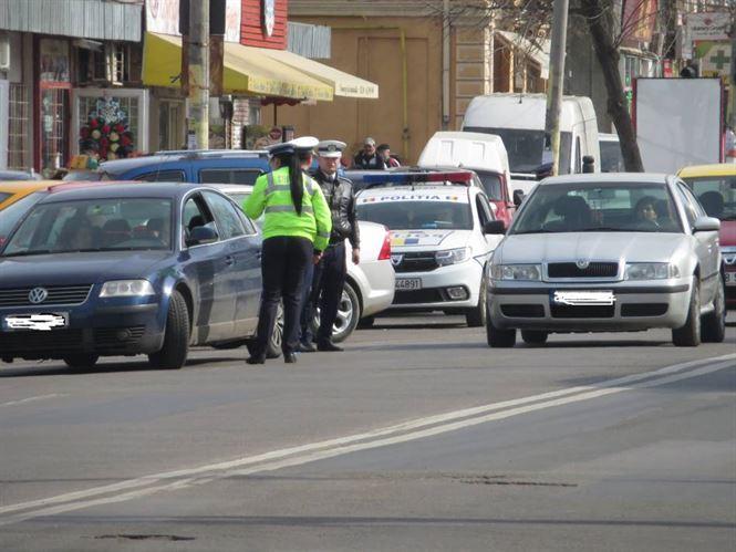 Razii de weekend ale politistilor si jandarmilor