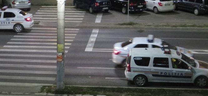 Razii la sfarsit de saptamana desfasurate de politistii braileni