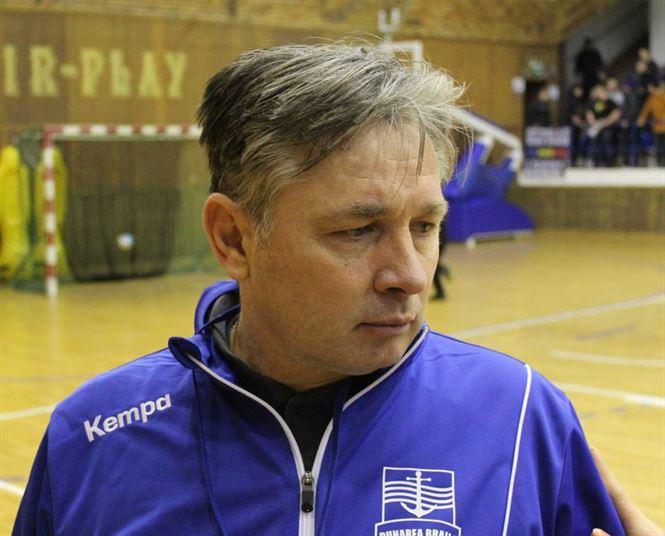 Reacția antrenorului Aurelian Roșca după înfrângerea cu CSM Slatina