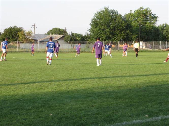 Rezultatele primei etape din Liga a 5-a a fotbalului brailean