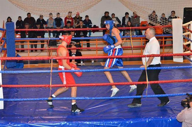 Rezultatele primei gale a campionatului national de box pentru seniori