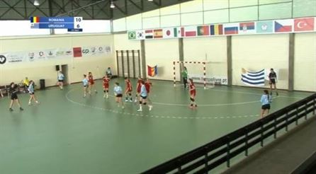 Romania a invins Uruguay cu 32-15