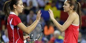 Romania eliminata in decisiv de Cehia de la Fed Cup