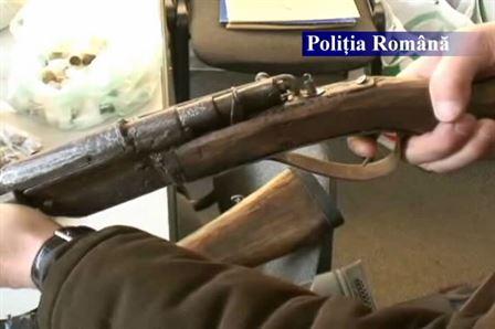 S-a ales cu dosar penal pentru nedepunerea armei la expirarea permisului