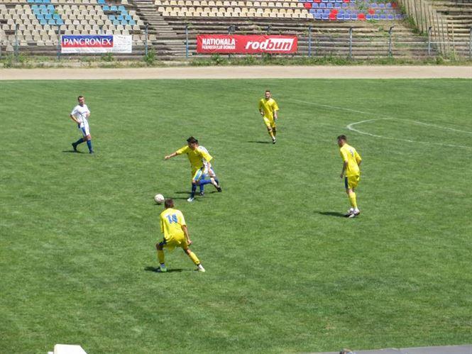Sambata incepe Liga a 4-a a fotbalului brailean