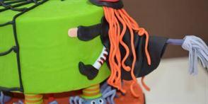 Sarbatoreste de Halloween impreuna cu Caramelo by Vero