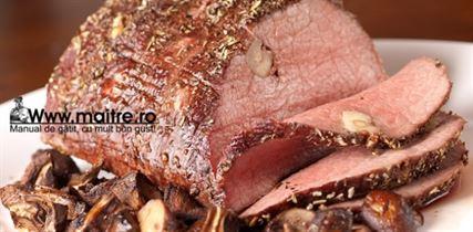 Sortimente de carne de vita pentru pregatire rapida