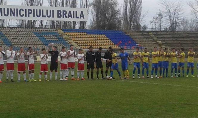 Sportul Chiscani al 14-lea pas spre barajul de promovare in Liga a 3-a